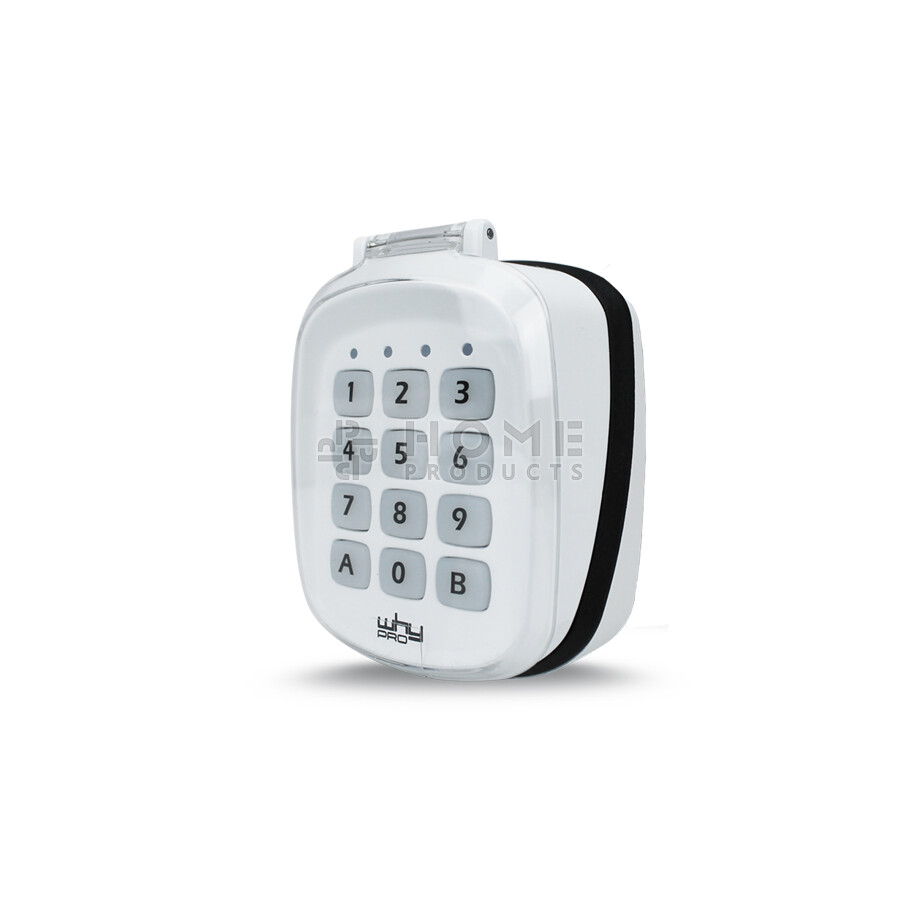 Why Evo wireless universal keypad